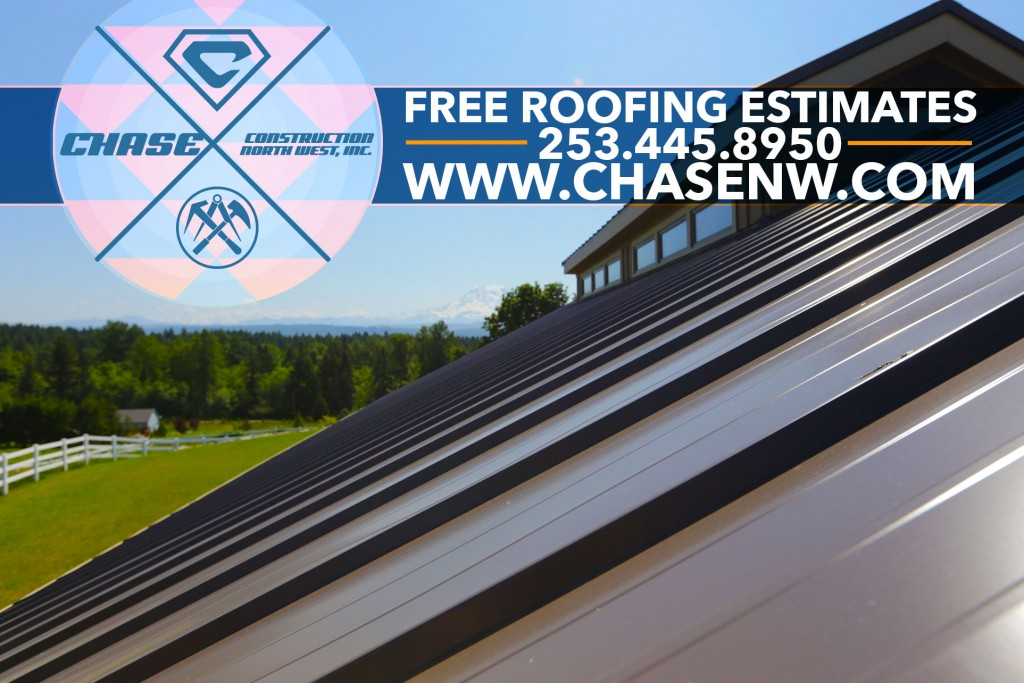 Eatonville Roofers 253.445.8950