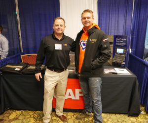 GAF at the RCAW Trade Show 2018
