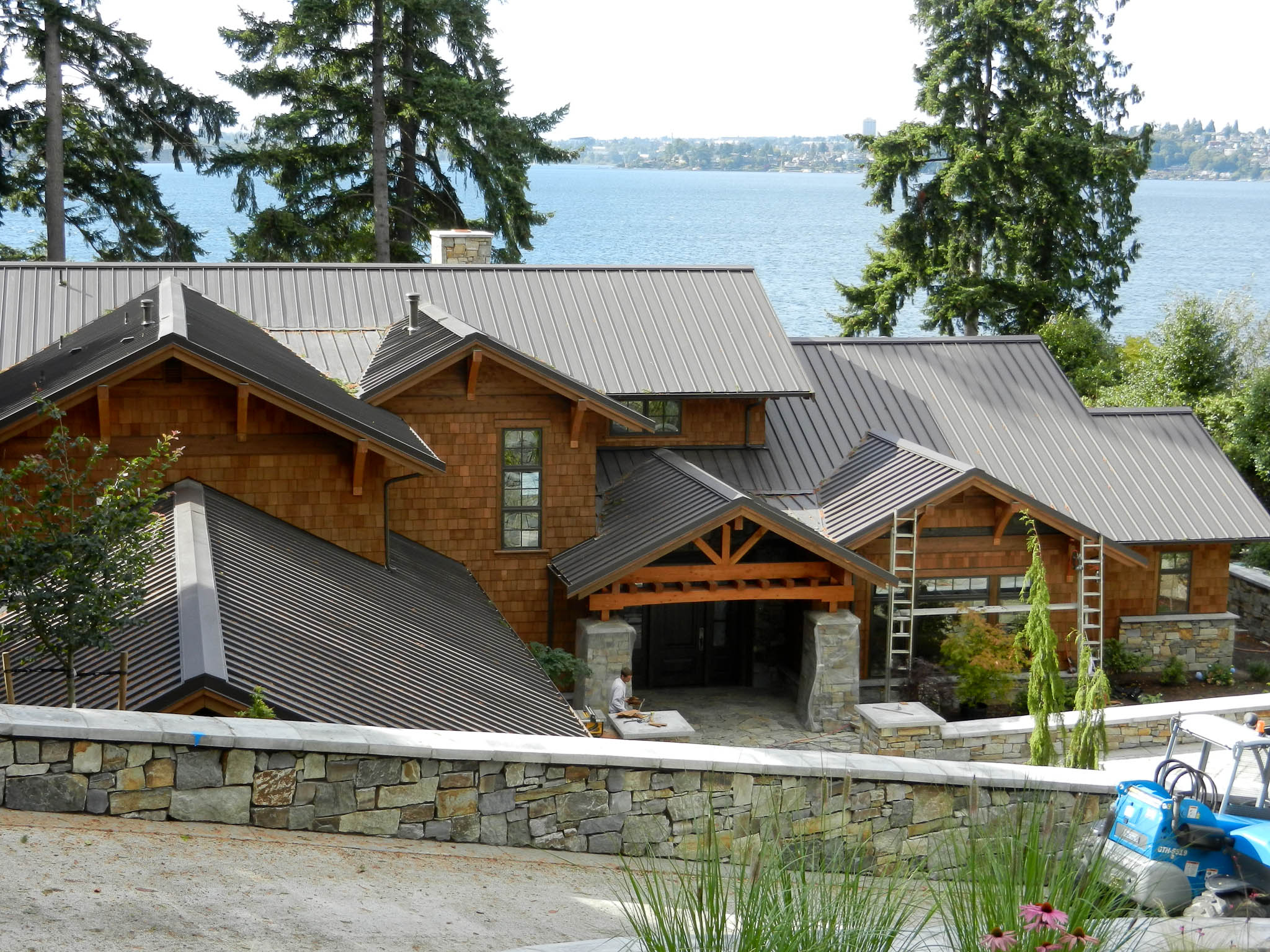 Metal Roofing Bellevue Chase Construction North West, Inc (90)