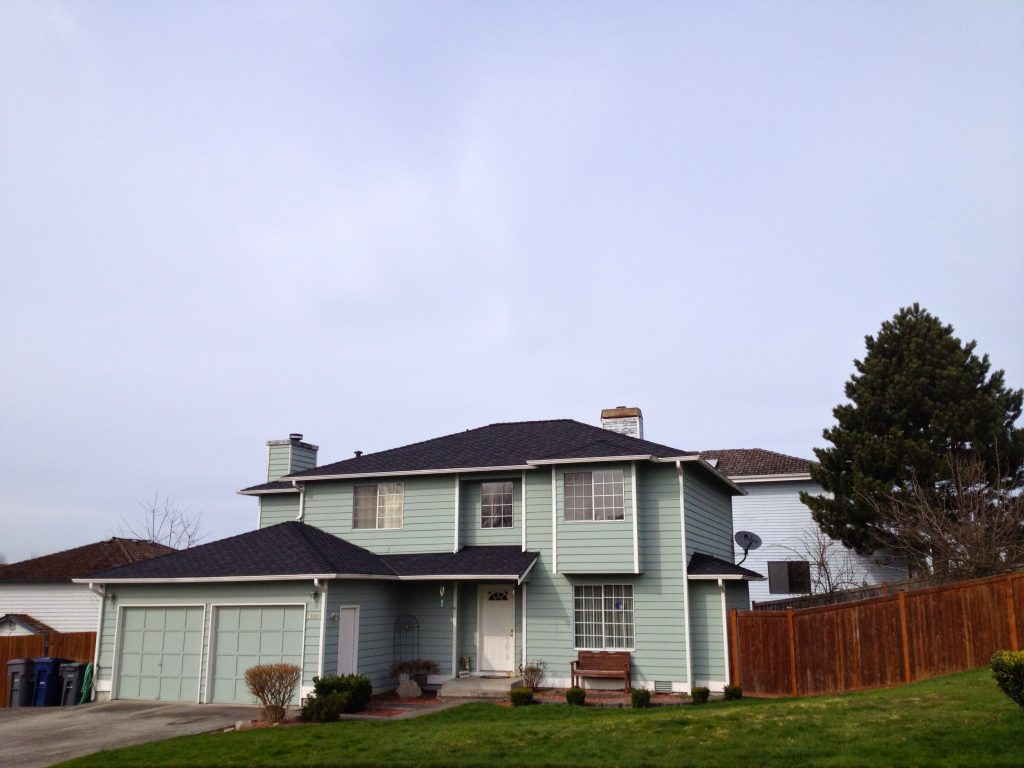 Re Roof In Federal Way Wa Gaf Grand Sequoia Chase
