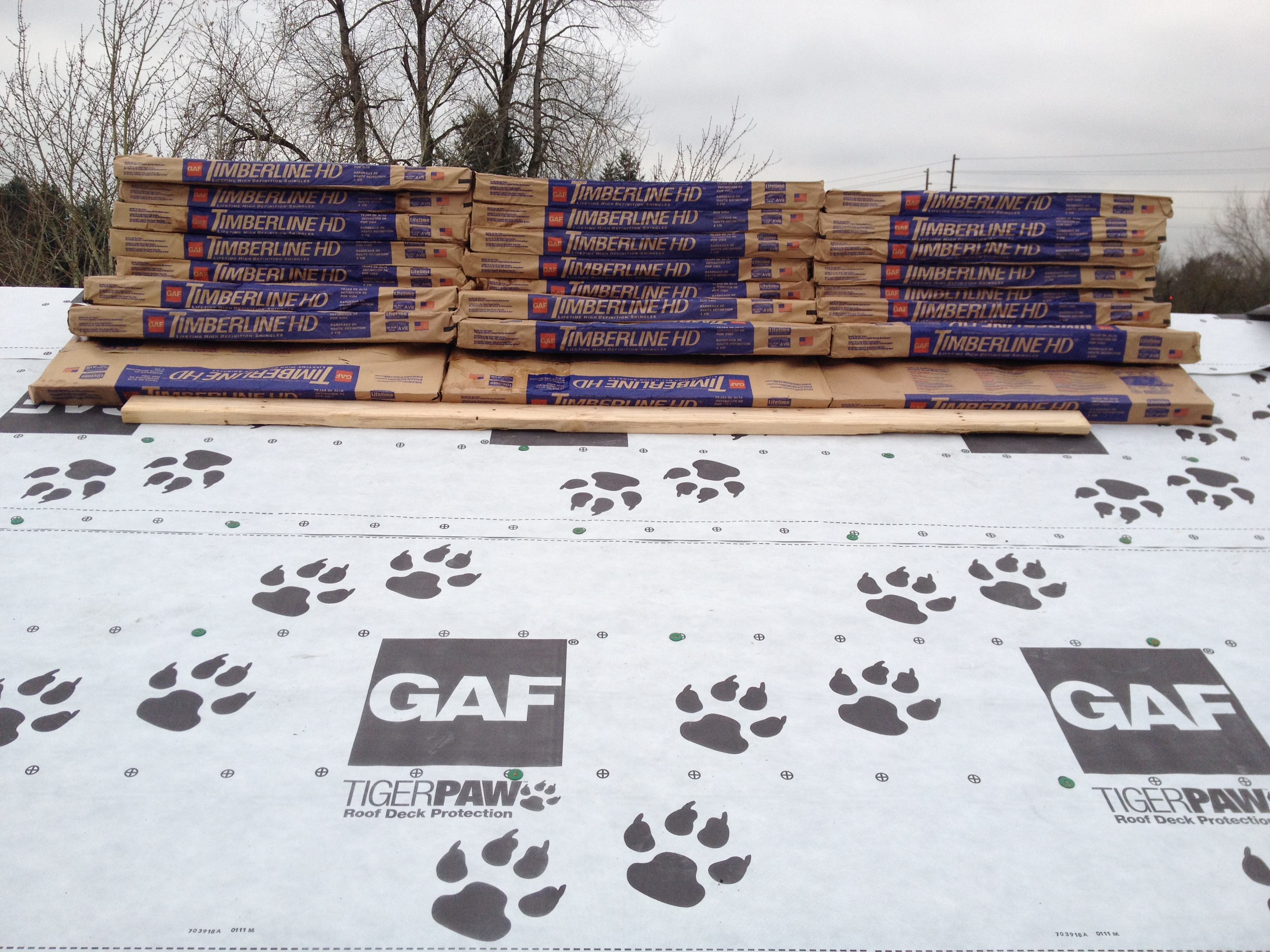 Why Use A Synthetic Underlayment On Your New Roof Chase
