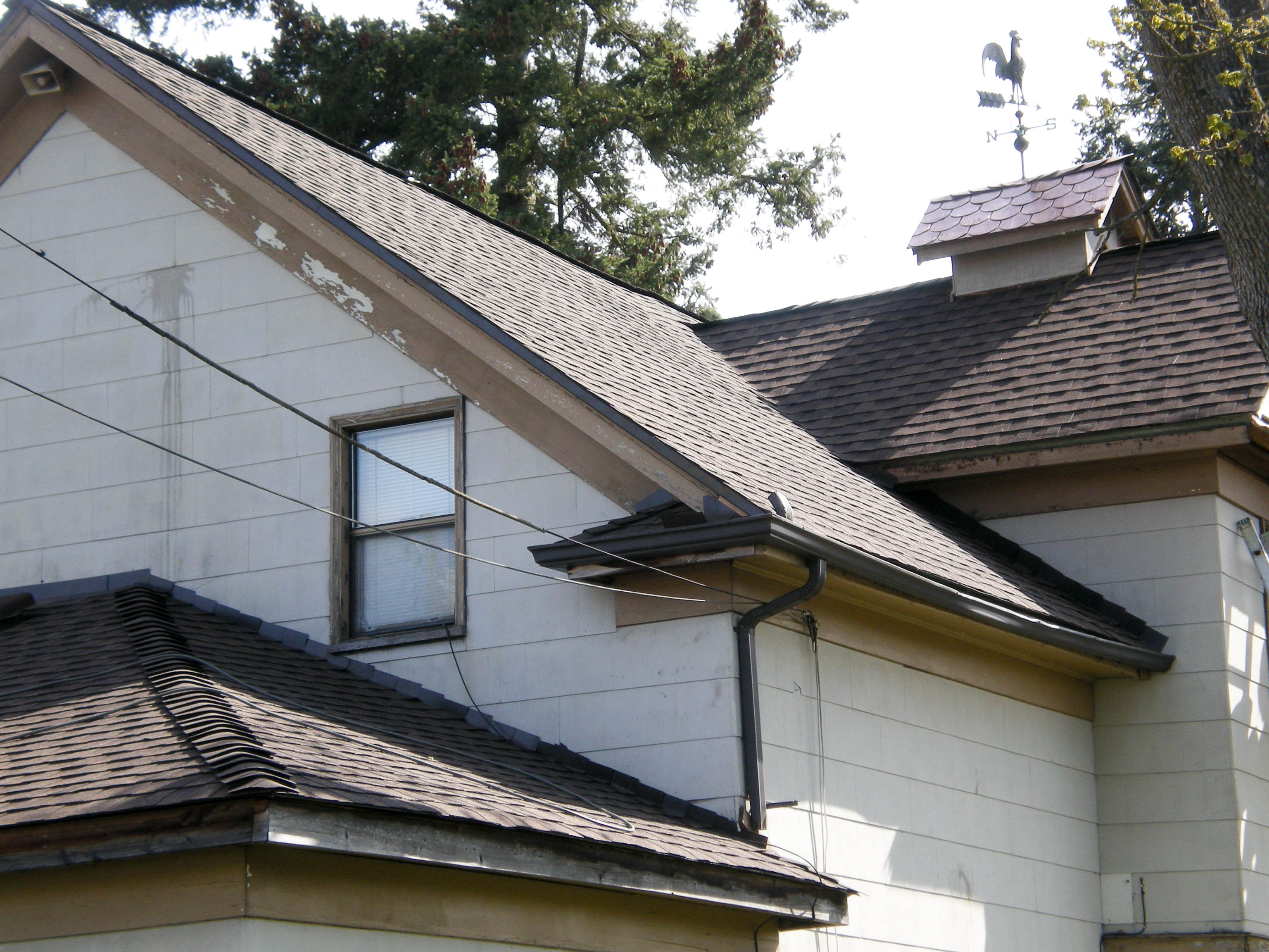 Seattle Re Roof Composition Shingle Roofing Chase