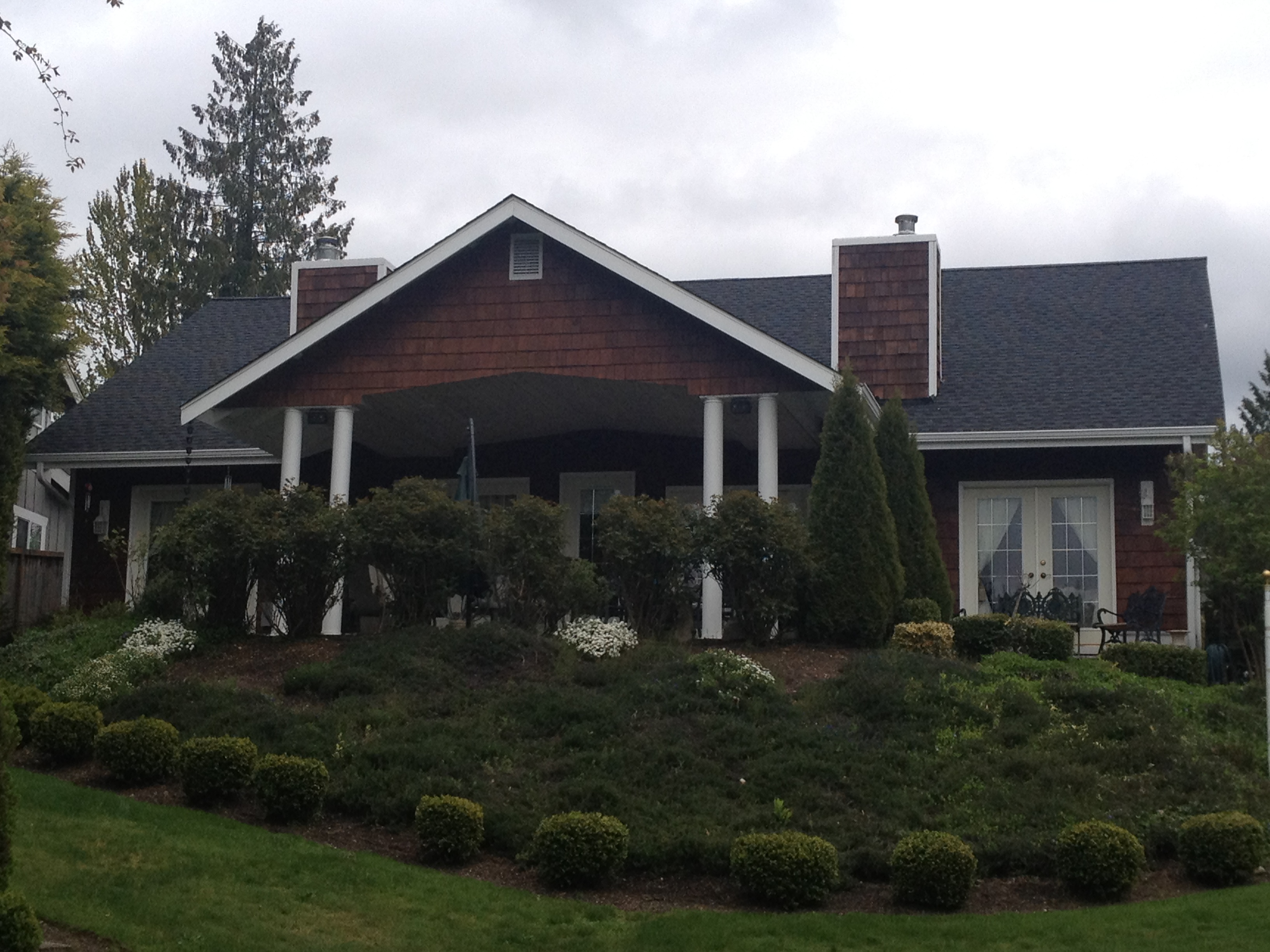 New Roof Installation On Lake Tapps Wa Chase