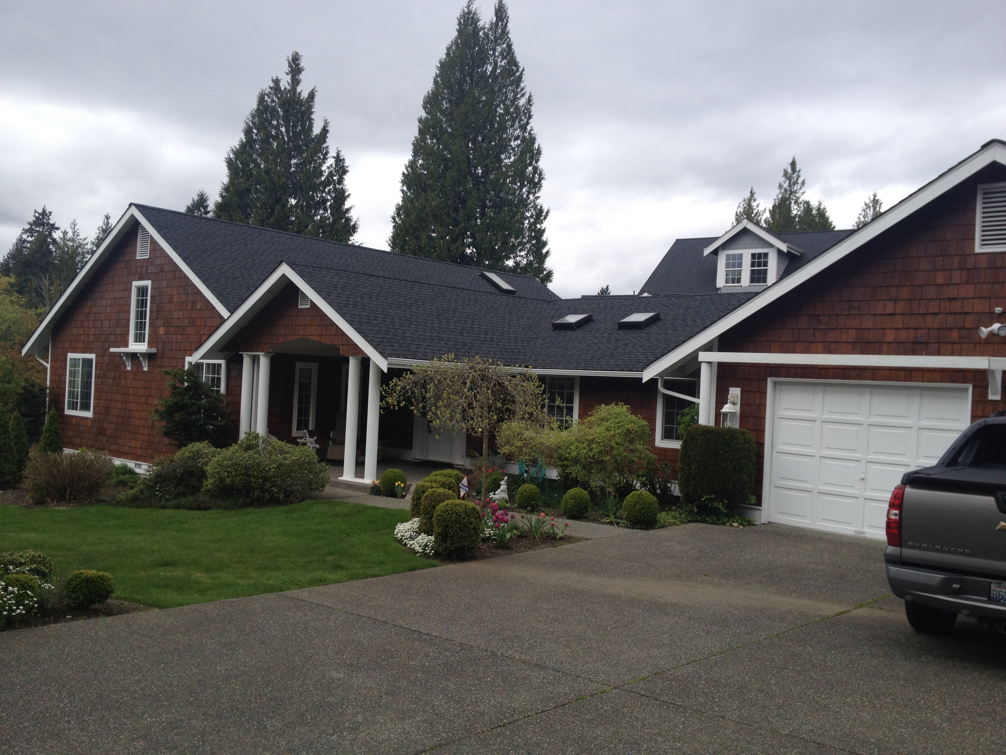 Roofing Contractors Amp Roof Repair Buckley Wa Chase
