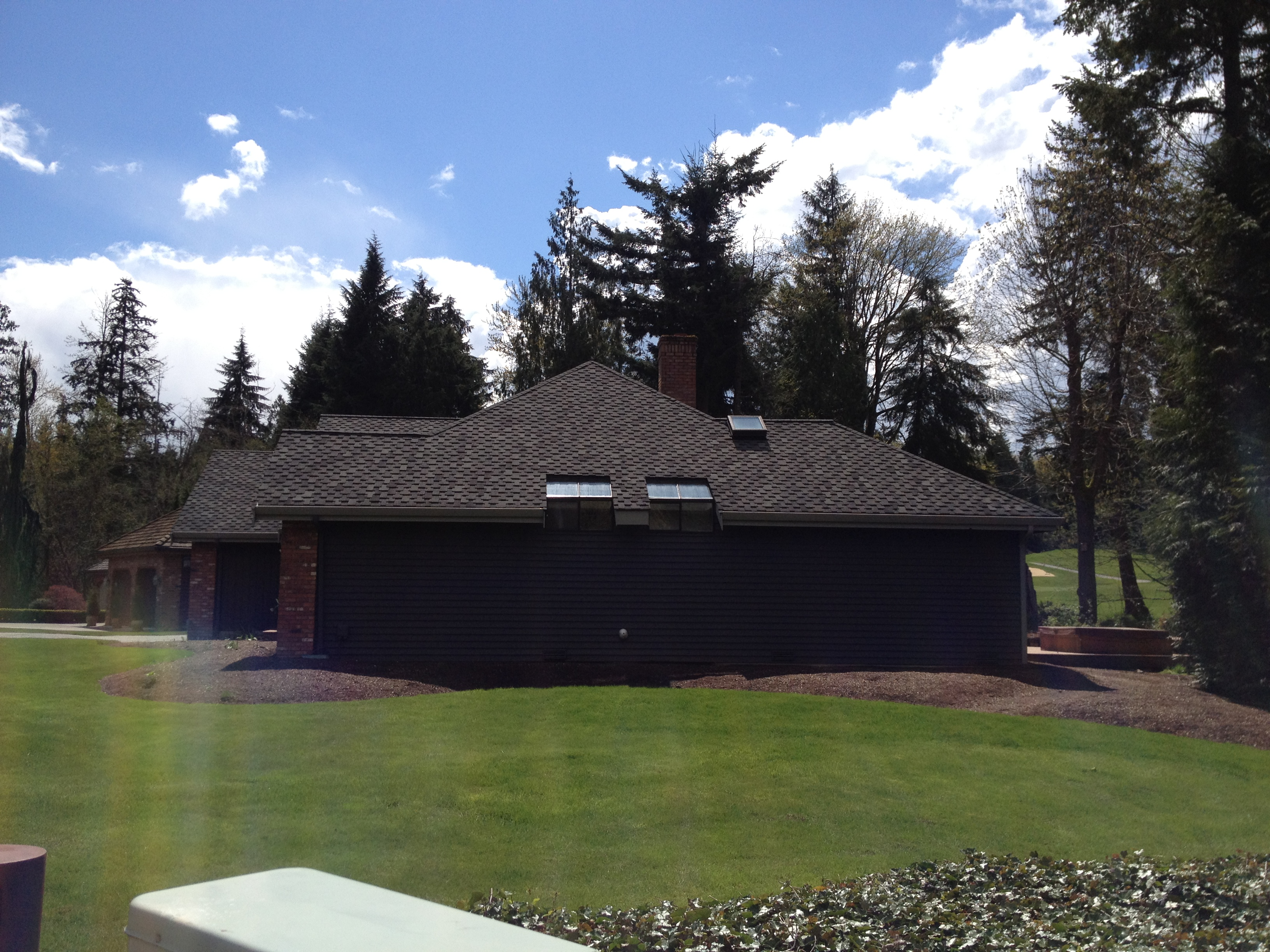 New Roof Installation In Fairwood Wa Gaf Grand Canyon