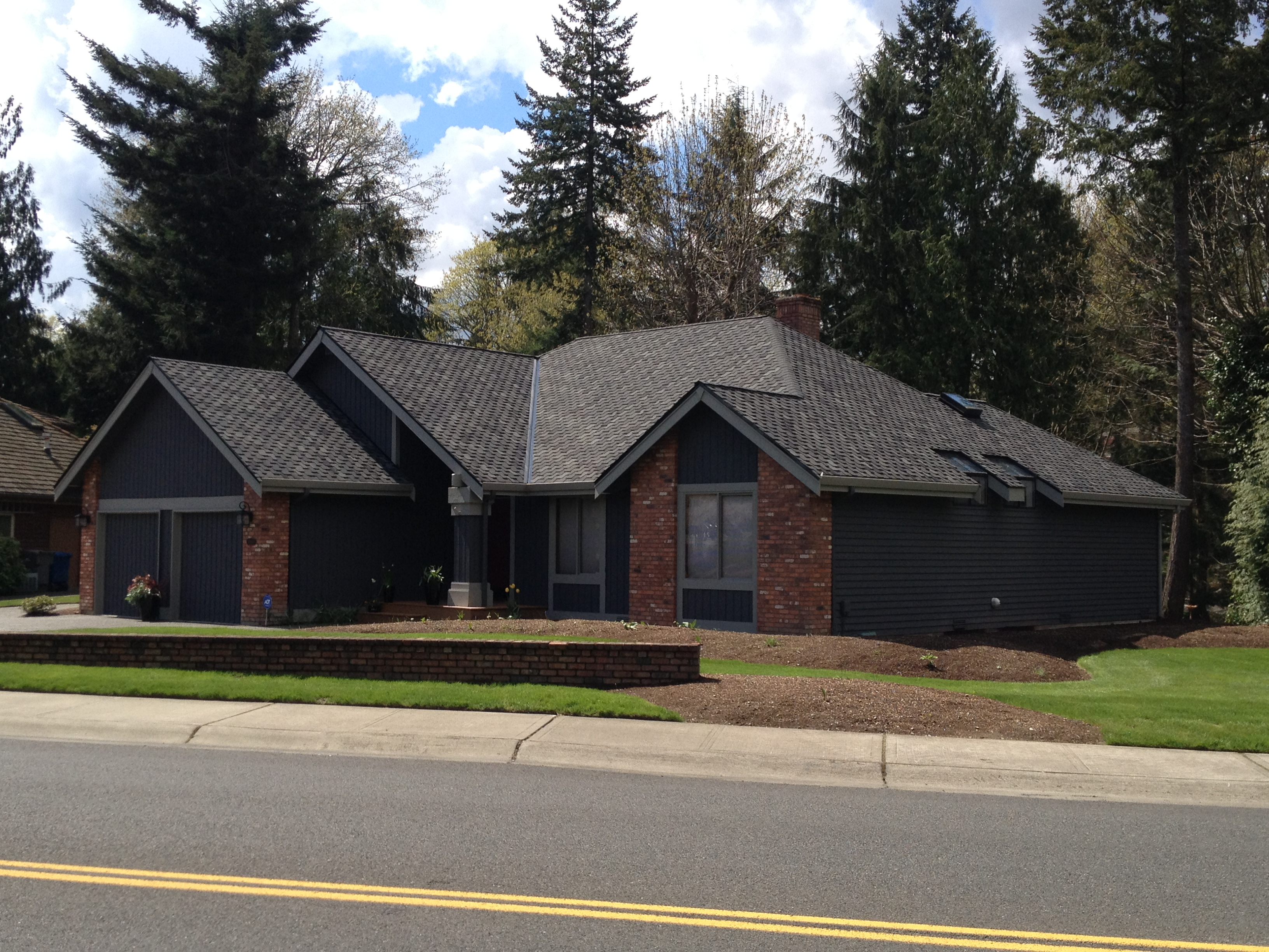 Roofing Contractor In Spanaway Wa Chase Construction