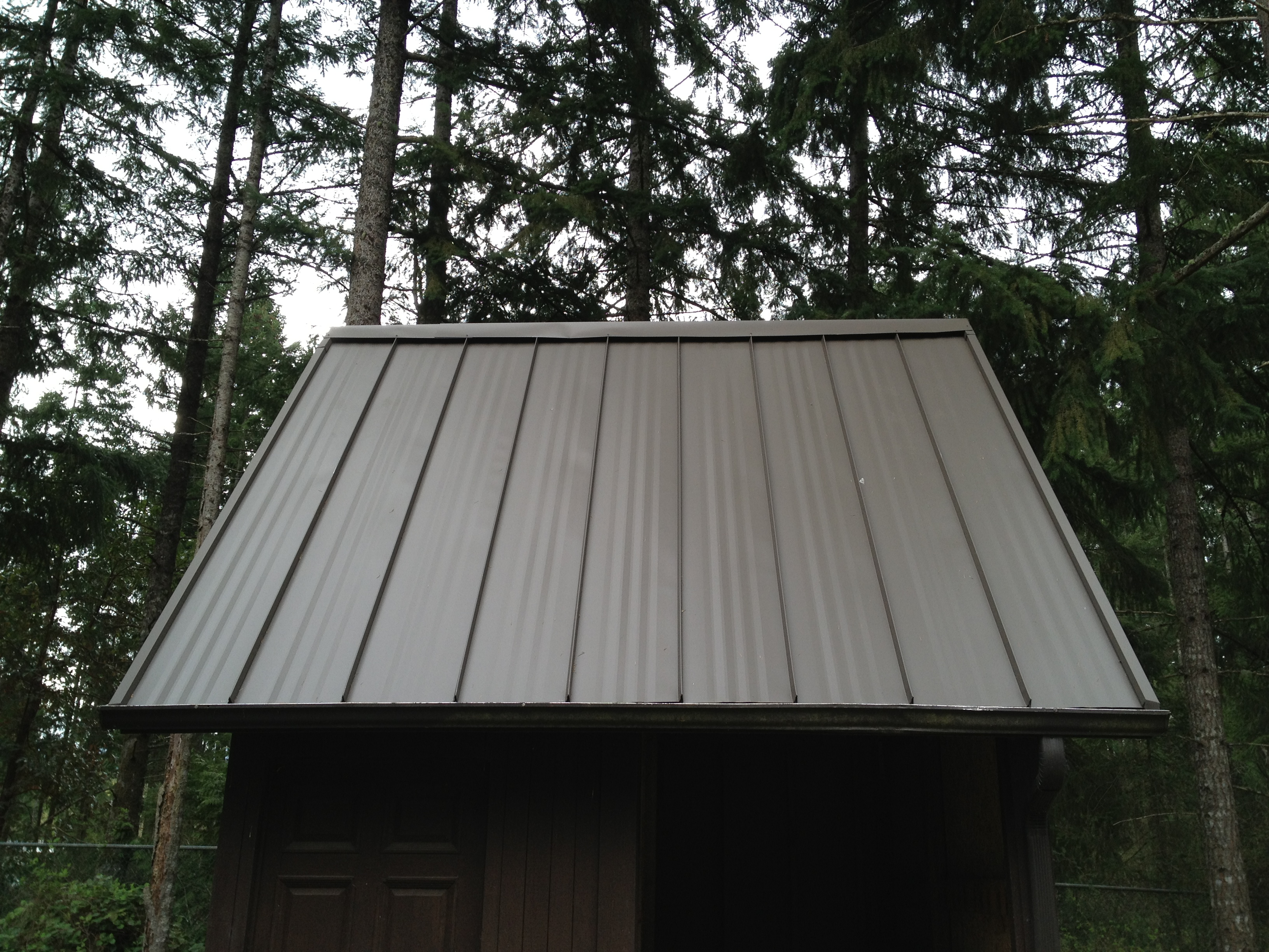 Metal Roofing Contractor Auburn Wa Chase Construction