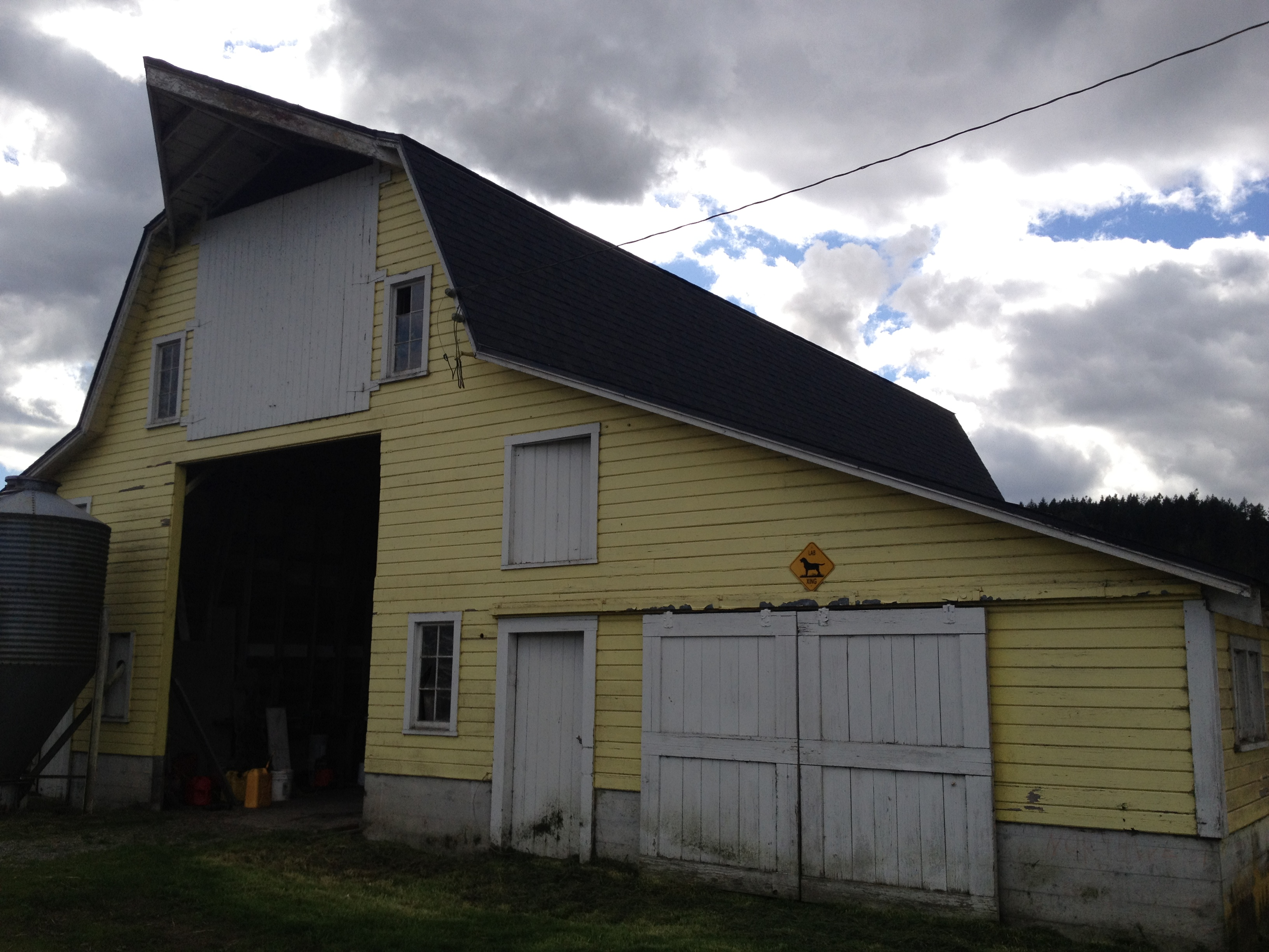 Re Roof In Orting Wa On Nw Horse Park Chase Construction