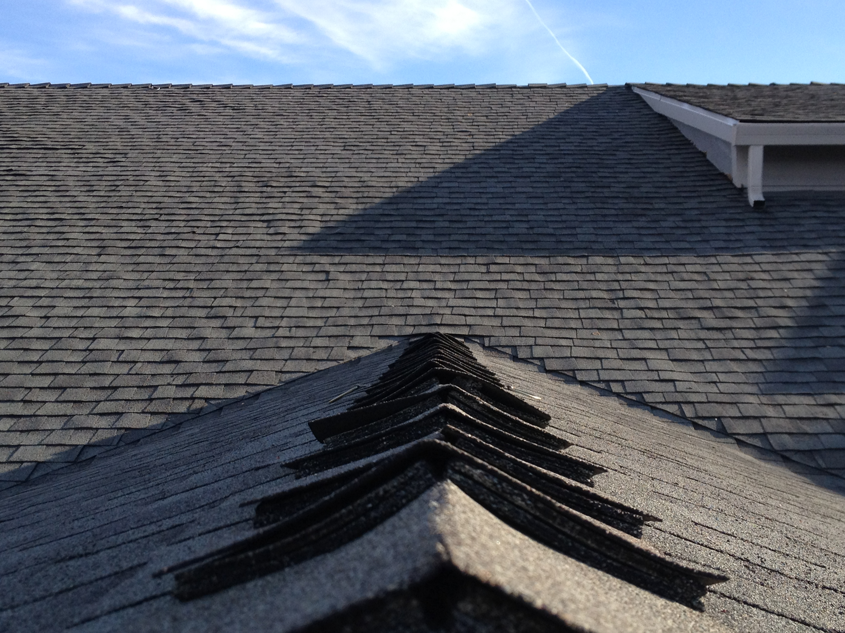 New Roof In Sumner Wa Calvary Church Chase Construction