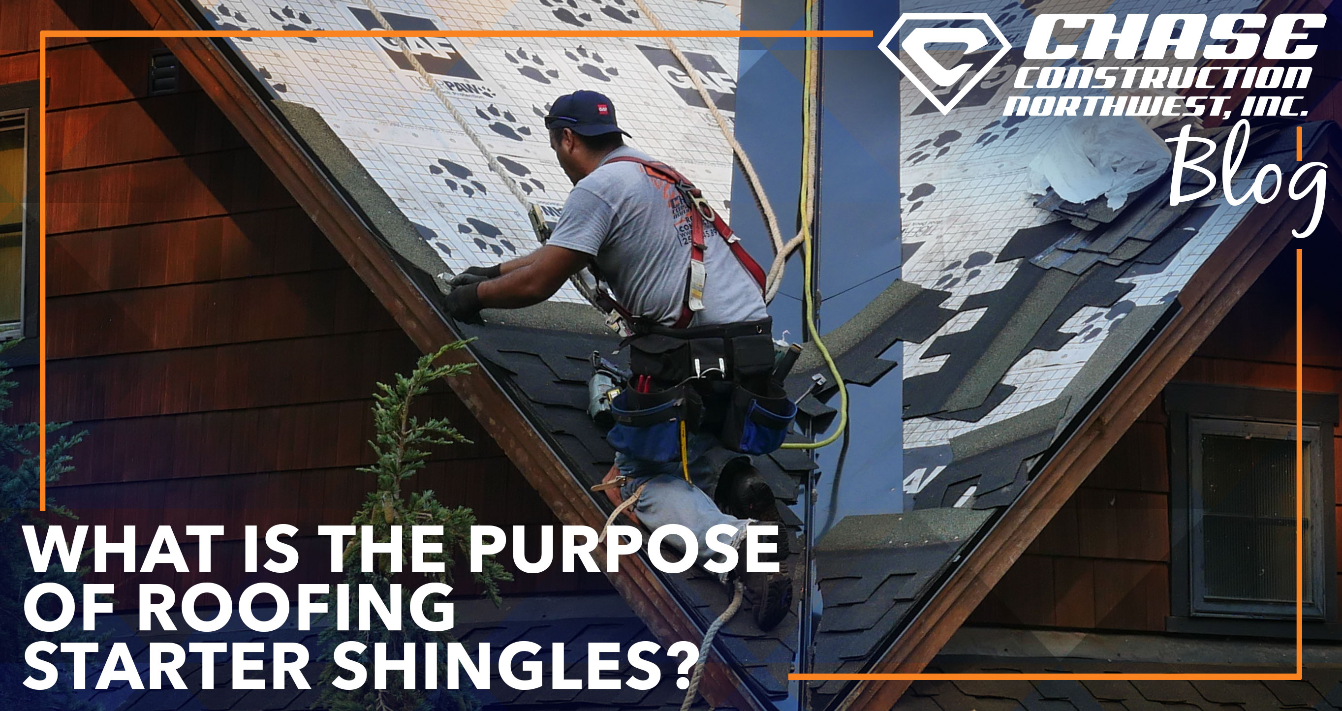 What Is The Purpose Of Roofing Starter Shingles Chase