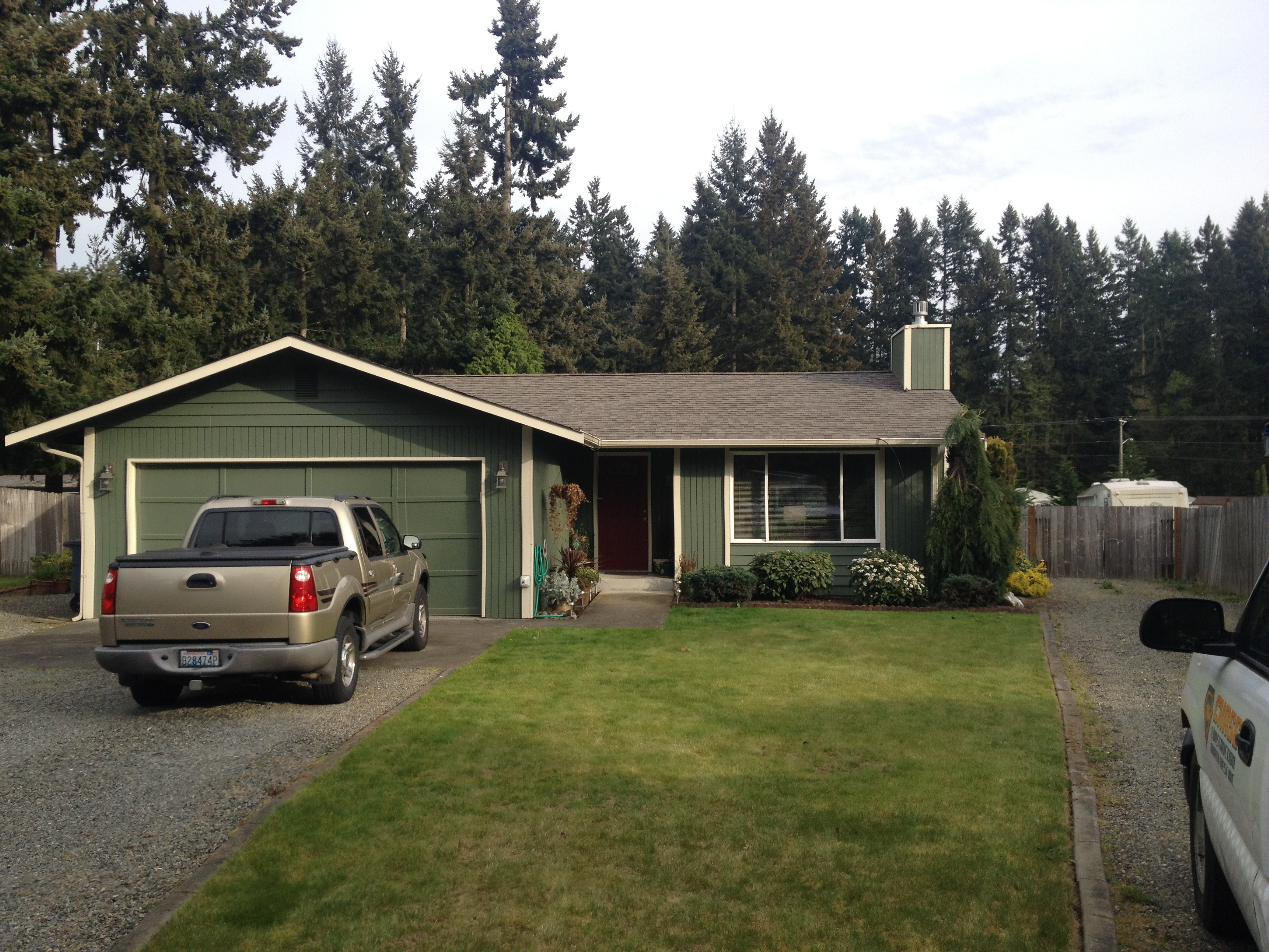 Puyallup Roof Replacement Before And Afters Puyallup