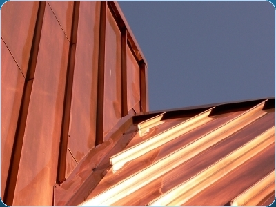 The Pro S And Con S Of Copper Roofing Chase