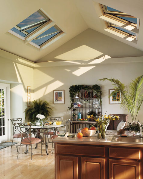 Why Upgrade To The Velux Solar Powered Fresh Air