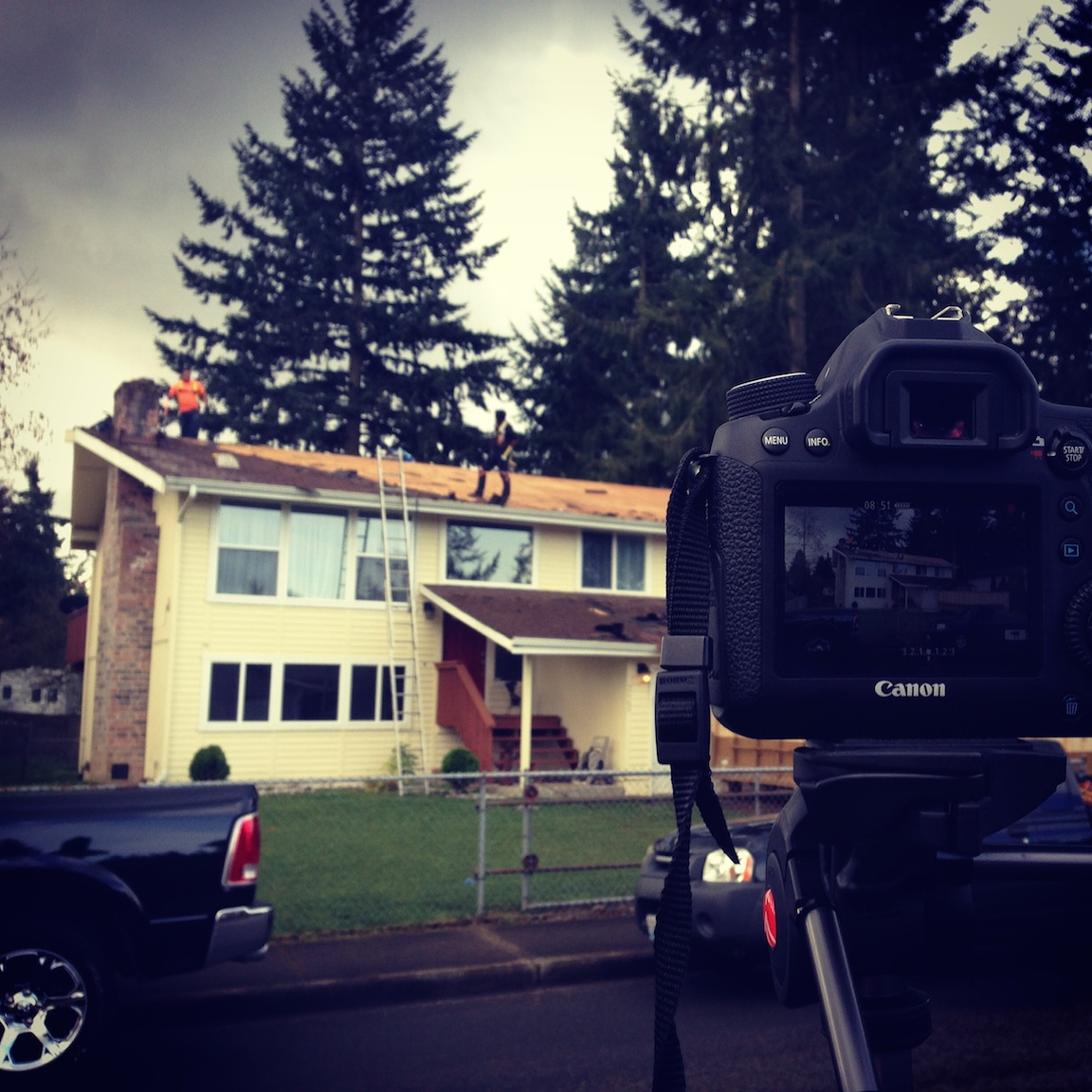 Roofing Job Federal Way