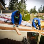 Chase construction federal way roof