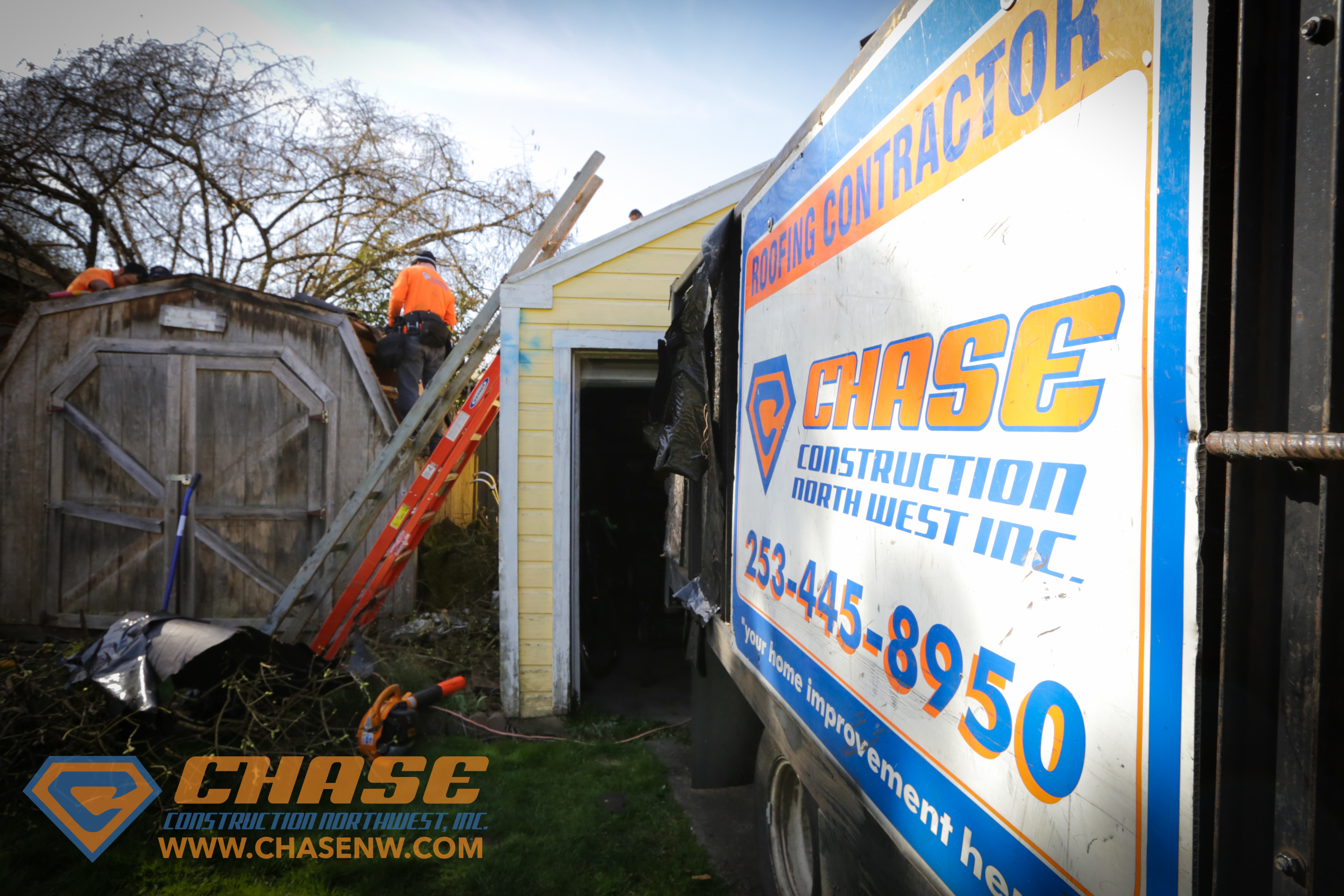 Roofing In Sumner Chase Construction North West Blog