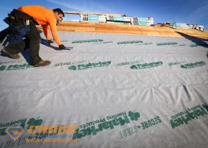 Malarkey roofing Underlayment Chase Construction North West Inc.