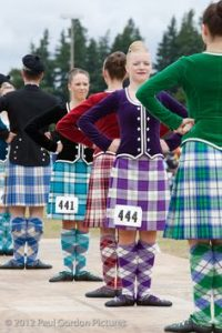 Annual Pacific Northwest Scottish Highland Games and Clan Gathering - Enumclaw, Washington.