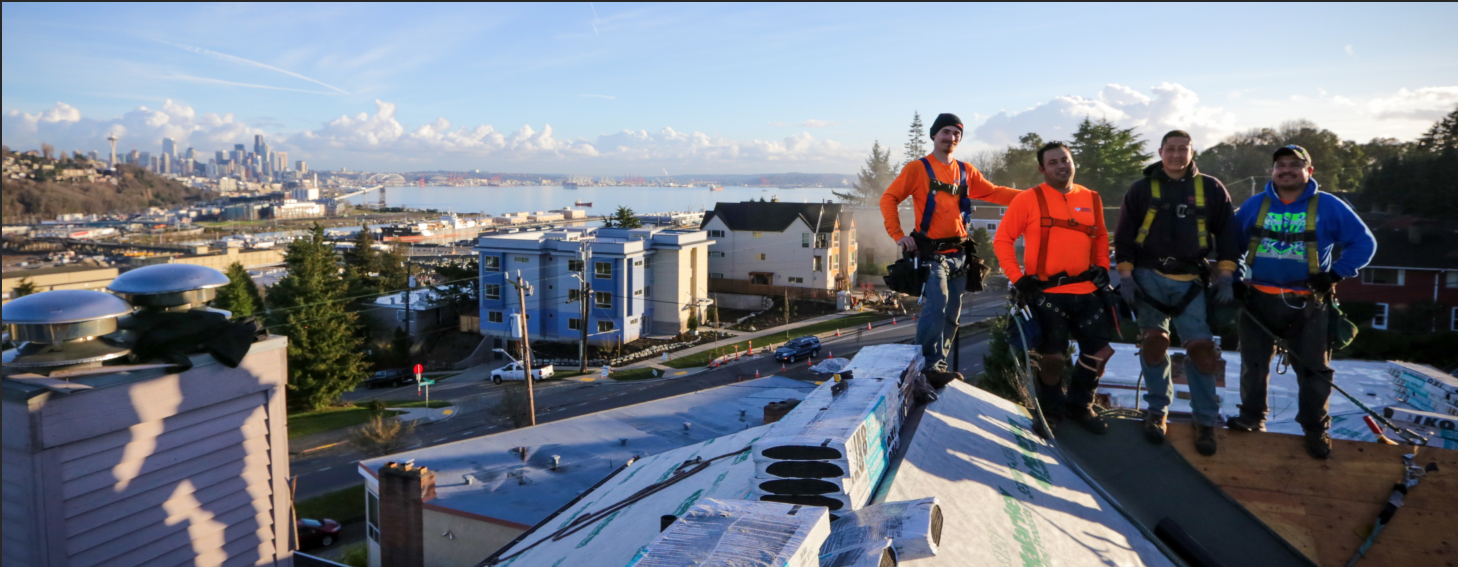 Seattle Roofers