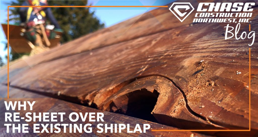 After Receiving A Few Estimates Some Or All Of The Roofing Contractors Propose To Tear Off Your Existing Material And Re Sheet With Plywood