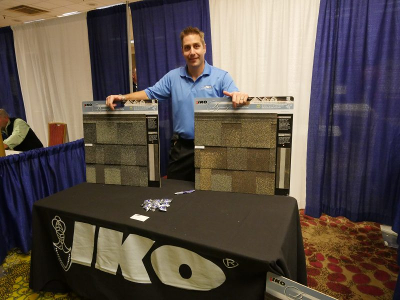 IKO Roofing System