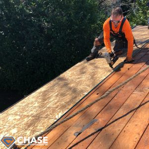 why do I need to re-sheet my shiplap roof deck