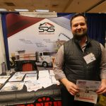 Stoneway Roofing Supply at the RCAW Trade Show 2018