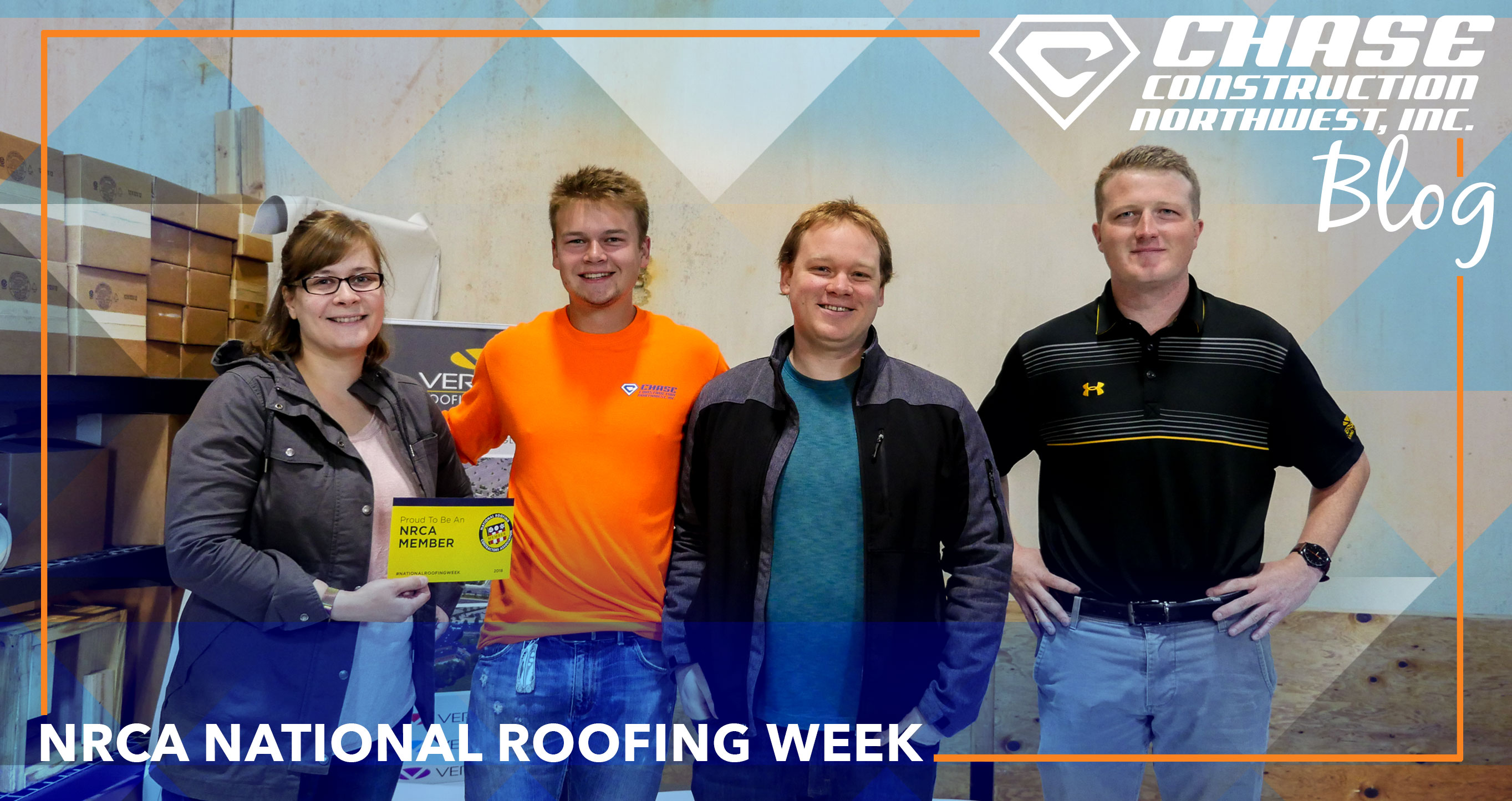 Nrca National Roofing Week 2018 Employee Training Chase