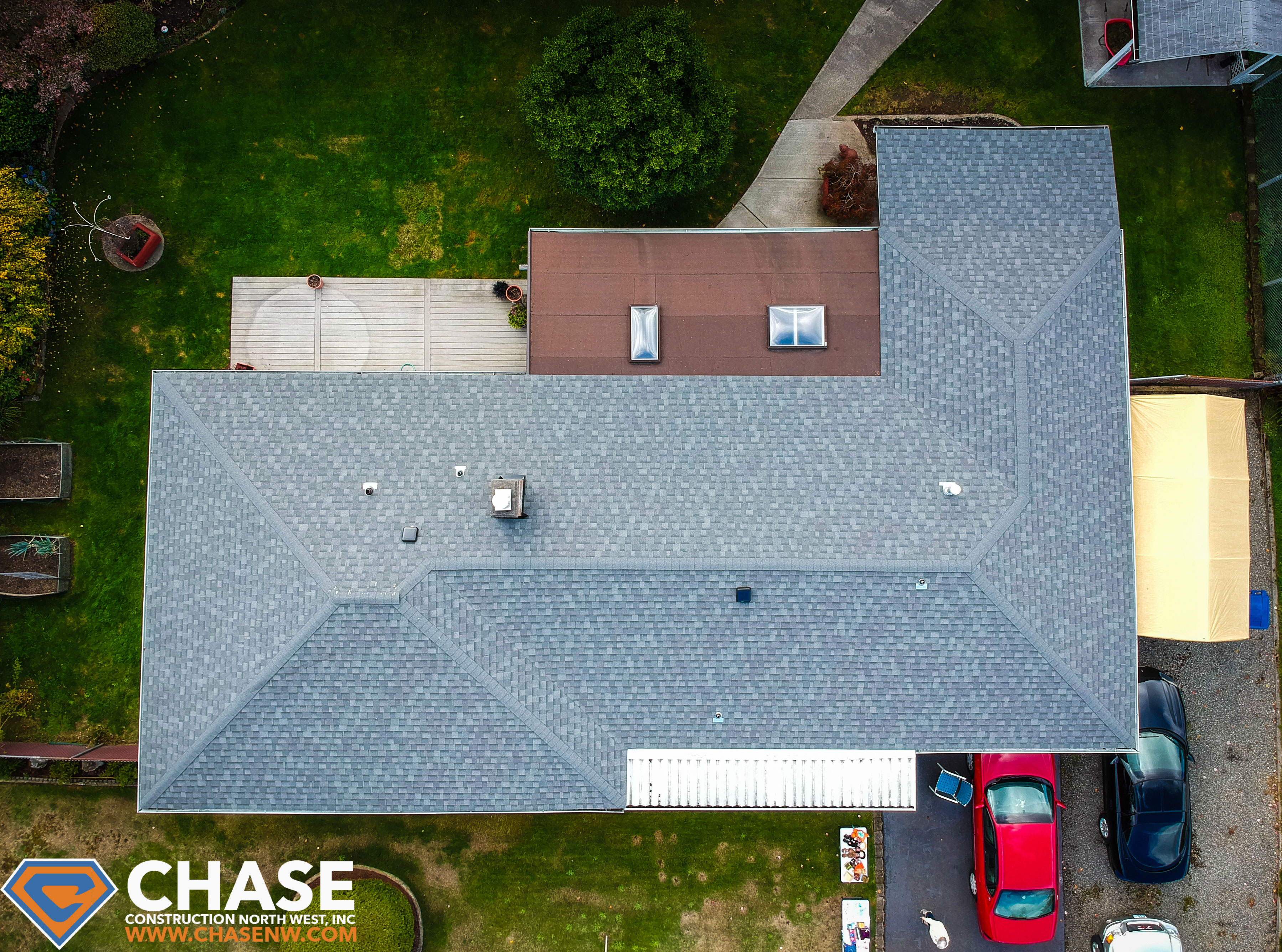 New Roof in Spanaway, WA