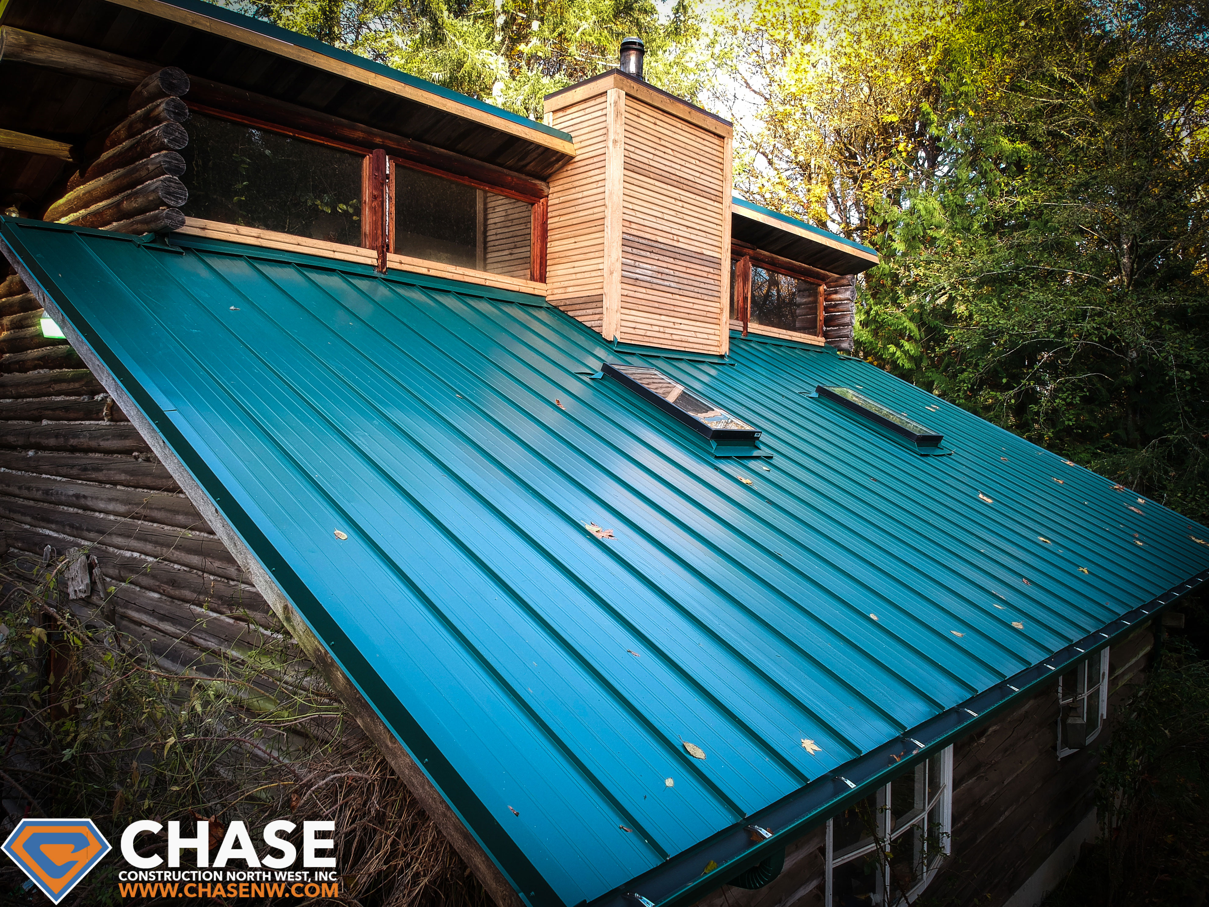 NuRay Metal Roof, TAM Skylights