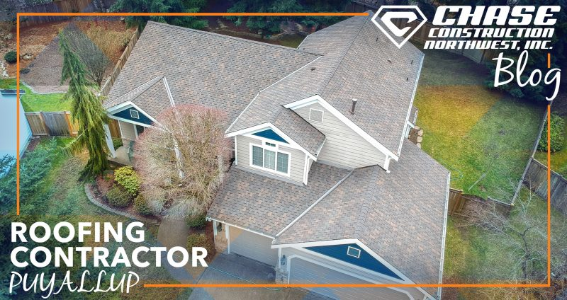 Roofing Puyallup | Roof Repair Puyallup | Roofing Contractors Puyallup